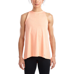 saucony Breakthru Tank Women peach nectar